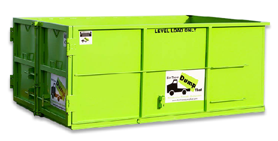 Residential Friendly Dumpster Rentals for Greenville, Spartanburg and Upstate